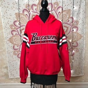 Lee Sport Tampa Bay Buccaneers Hoodie Pull Over